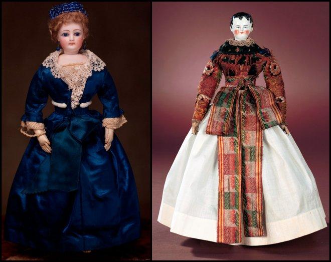 фарфоровые куклы ручной работы