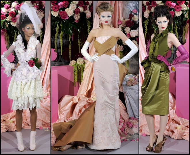 платья Диор