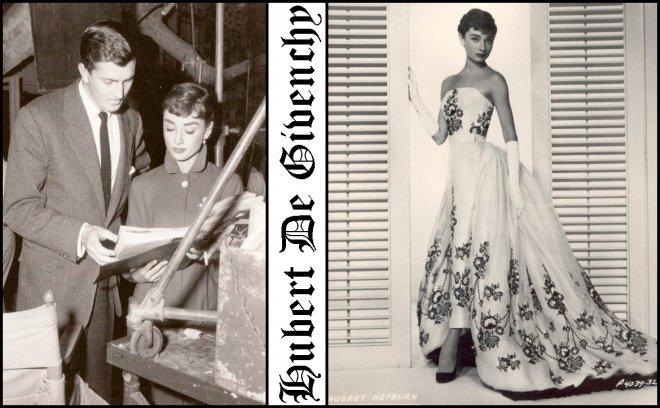Юбер Живанши и дом моды Givenchy