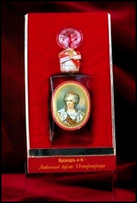 парфюмерия Букета императрикс