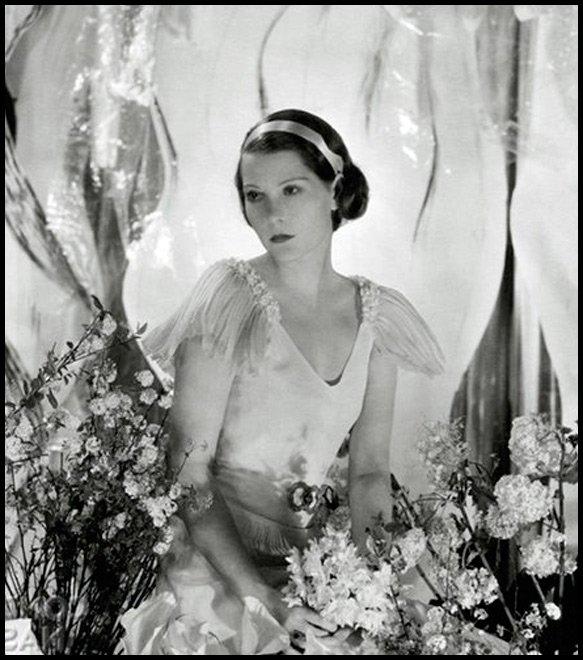 Великая Княгиня и модель Натали Палей