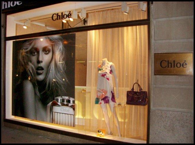 Бренд Chloe, парфюмерия Chloe