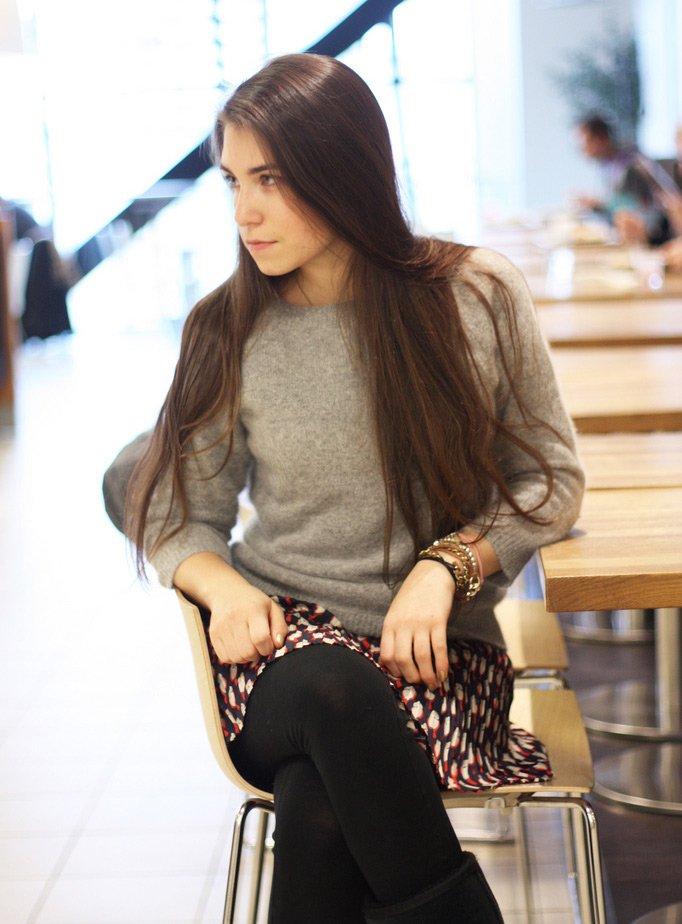 0b4d02c26ec2 Индустрия моды, глянцевые журналы, модельные агентства Латвии