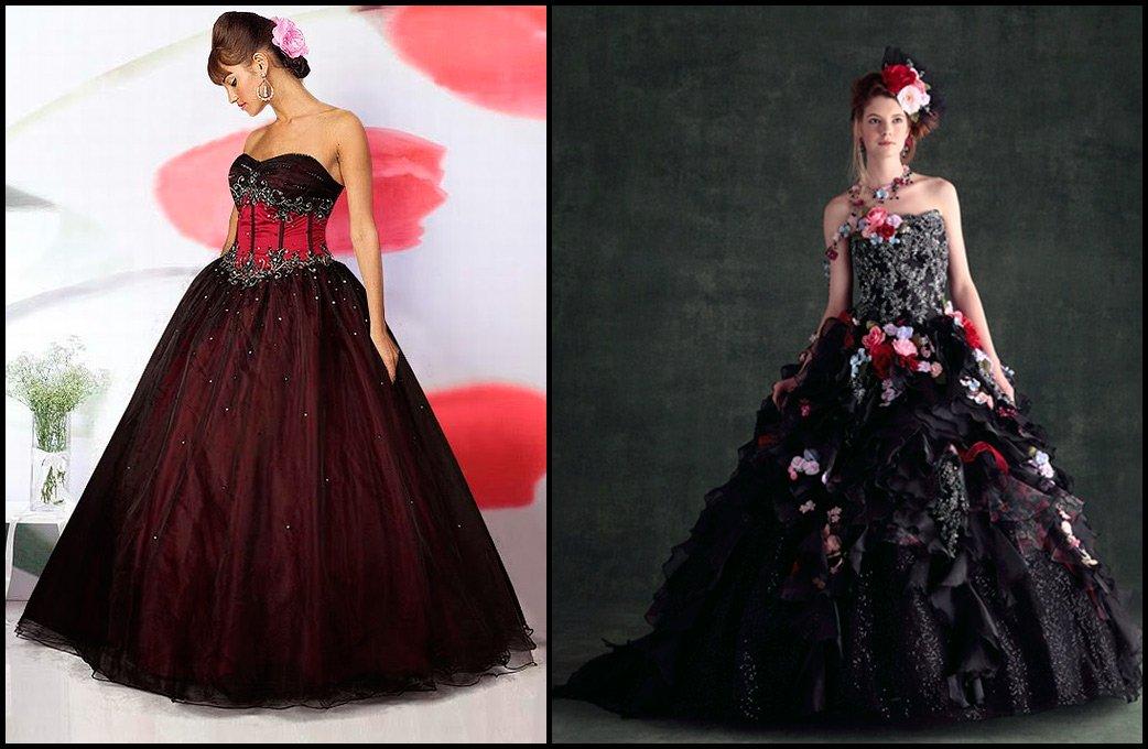 Готика платья купить