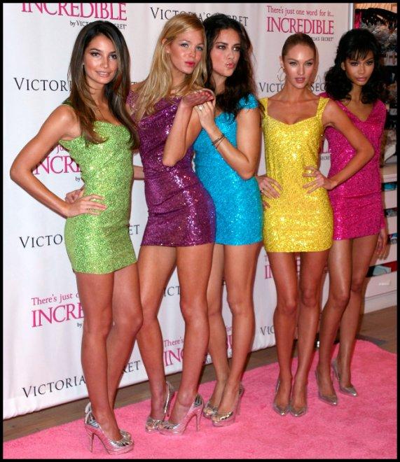 Victoria's Secret и их Ангелы