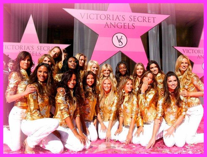 Бельё Victoria's Secret и их Ангелы