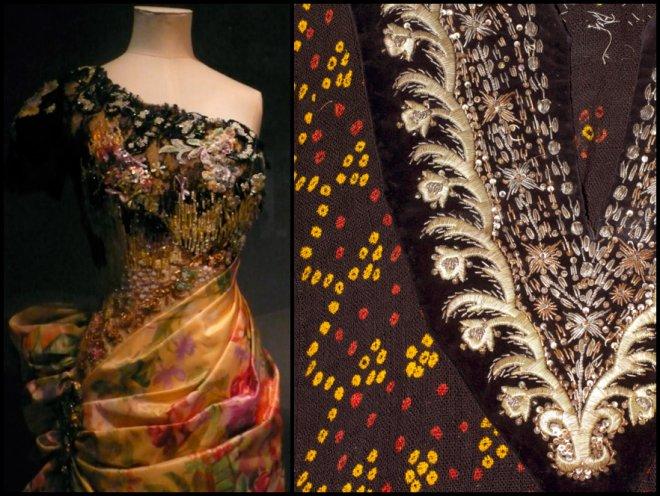 Кристиан Лакруа коллекции, платья
