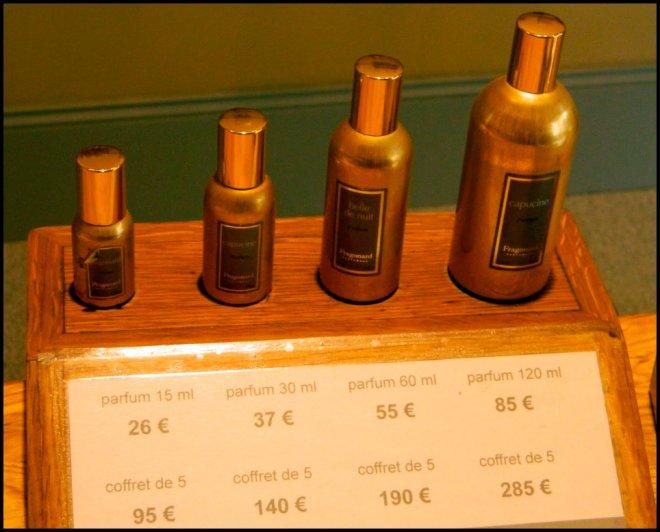 Грасс производство и продажа парфюмерии