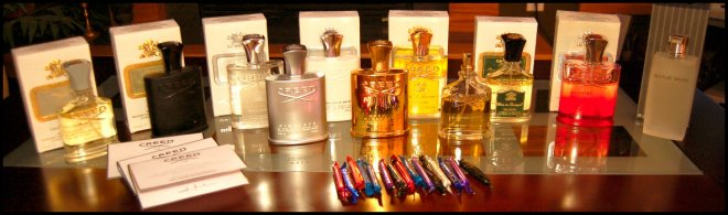 парфюмерия и ароматы CREED
