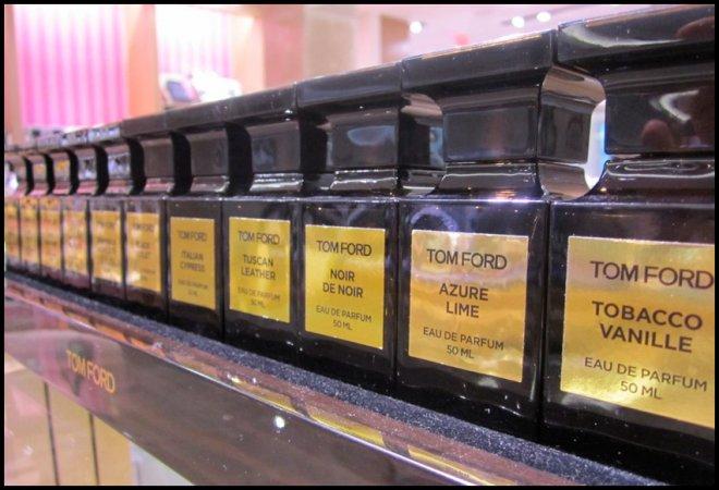 парфюмерия Tom Ford