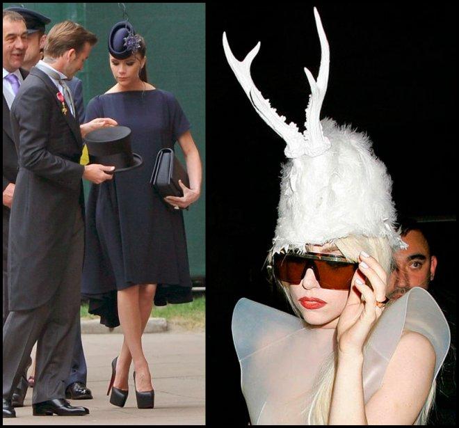 женские шляпки Филиппа Трейси