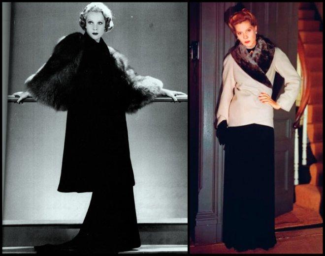 русские модели в Париже Натали Палей