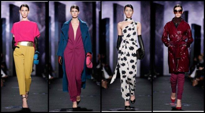 Мода Осень-зима 2012-2013 Diane Von Furstenberg