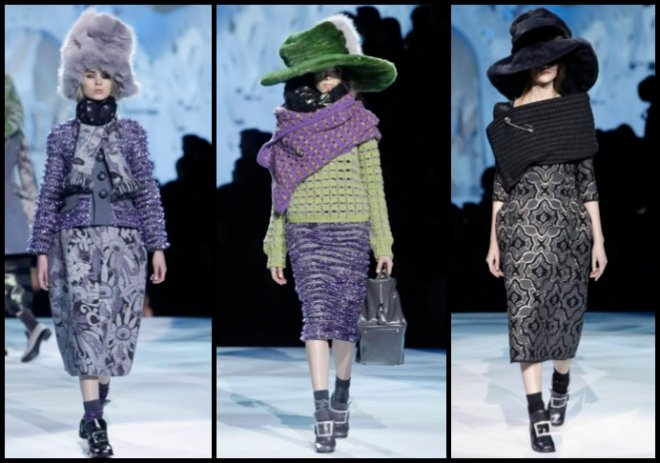 Мода Осень-зима 2012-2013 Marc Jacobs
