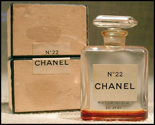 Аромат Chanel No 22