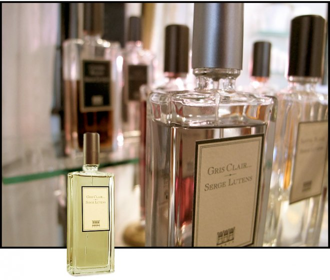 Духи с запахом лаванды Serge Lutens Gris Clair
