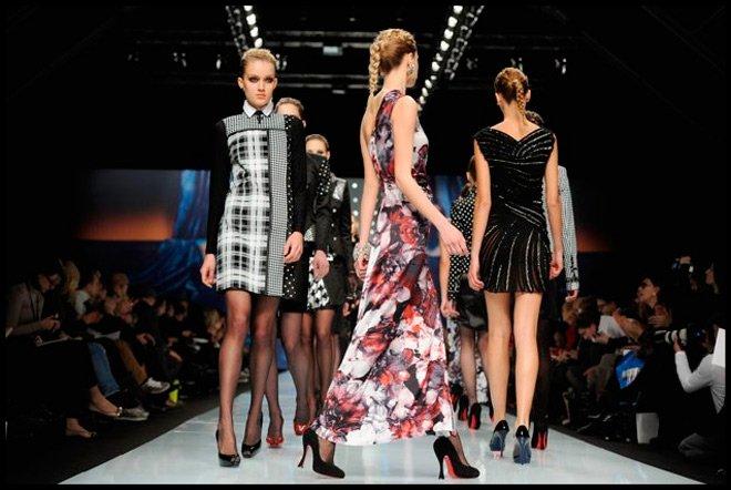 Мода Осень-зима 2012/2013 Милан