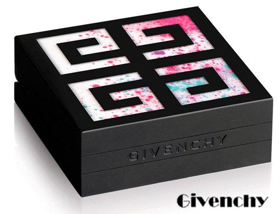 Givenchy компактная пудра