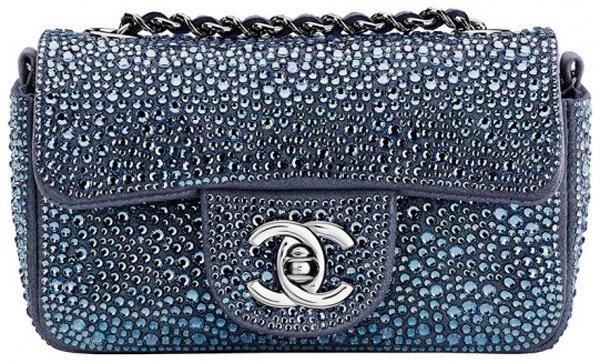 Эксклюзивная коллекция сумок от Chanel 48a4589664e