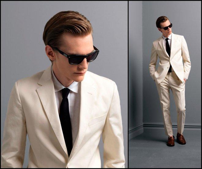 Классический стиль одежда от Валентино