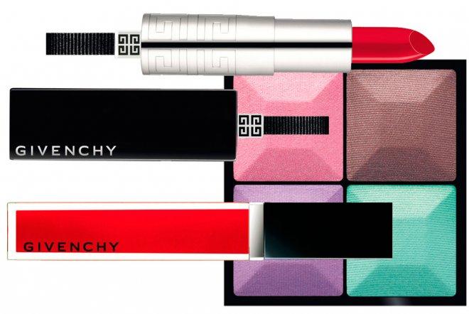 Косметика Givenchy Instant Bucolique весна 2012