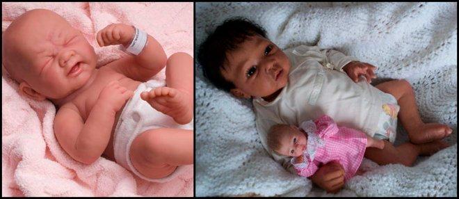 Куклы Реборн, реалистичные куклы дети