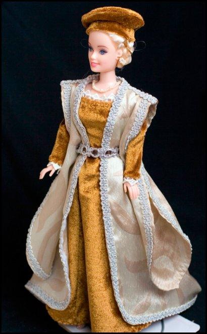 Одежда для кукол историческая
