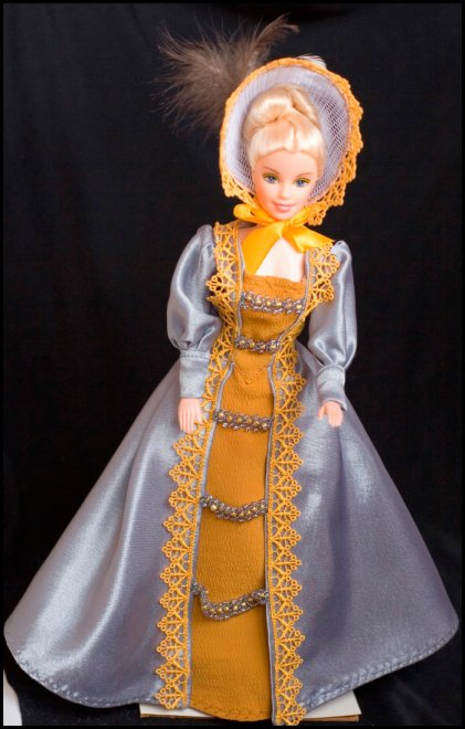 Шьем для кукол, одежда для Барби