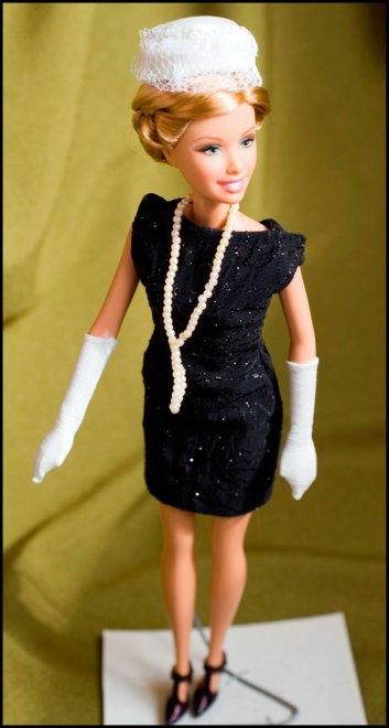 Винтажная одежда для Барби