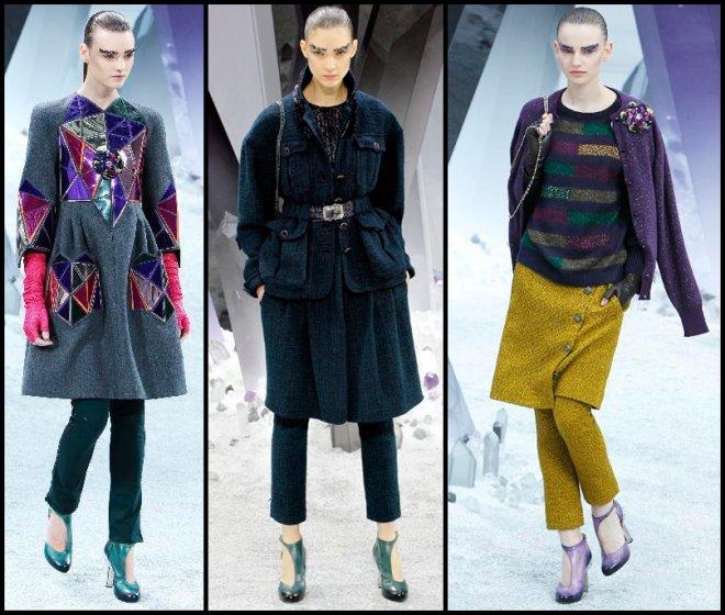 Неделя моды в Париже Chanel