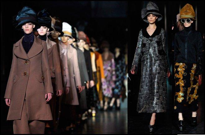 Неделя моды в Париже Louis Vuitton