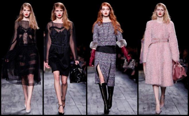 Неделя моды в Париже Nina Ricci