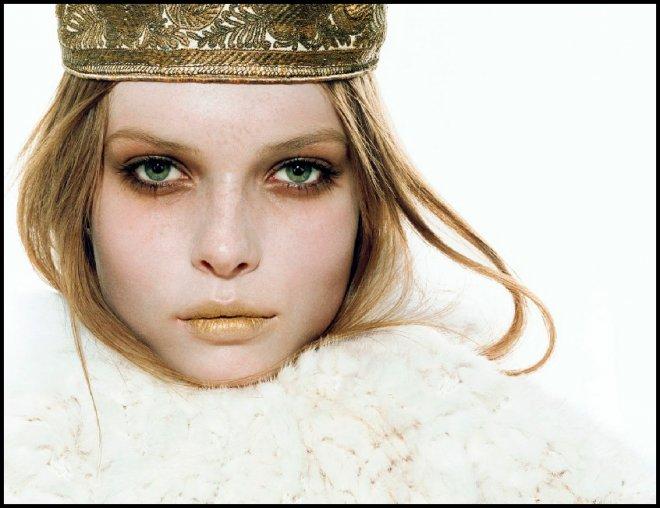 Русская красавица Полина Куклина
