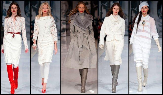Украинская неделя моды - коллекция Юлии Айсиной
