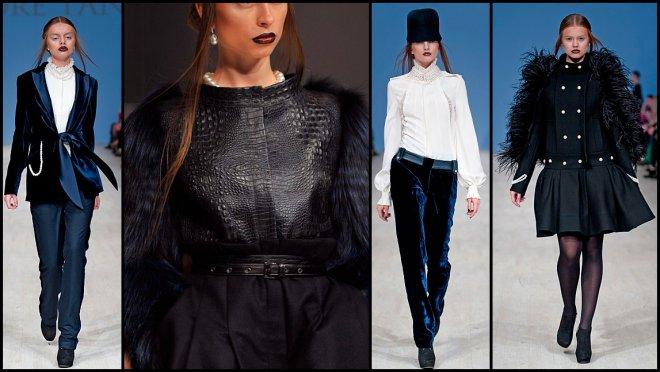 Украинская неделя моды - коллекция ANDRE TAN