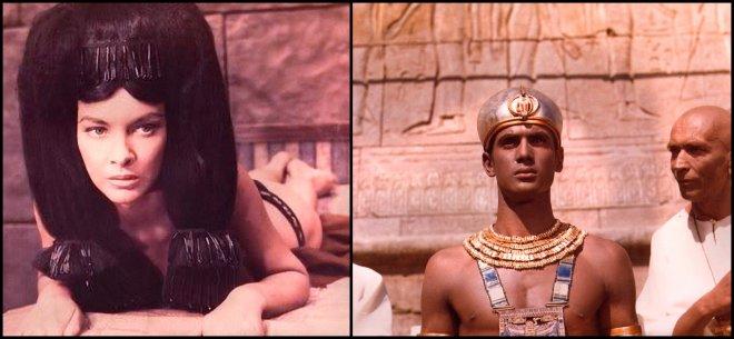Модные прически в Древнем Египте