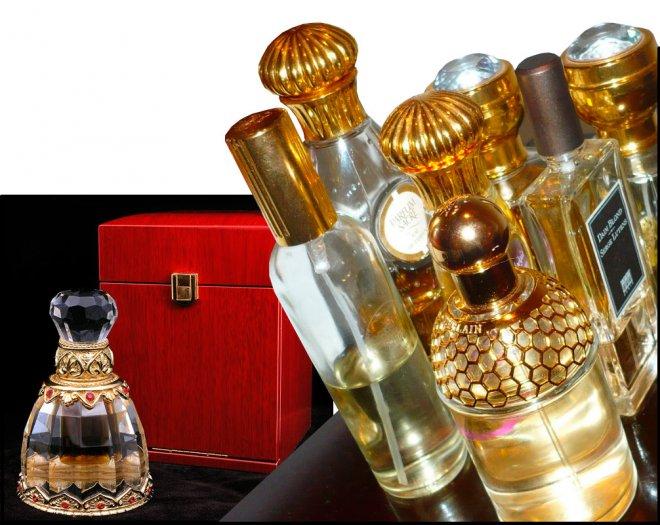 Как хранить нашу любимую парфюмерию