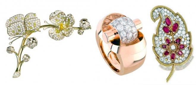 Бриллианты и парфюмерия