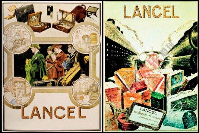 Красивые женские сумки от Lancel история успеха
