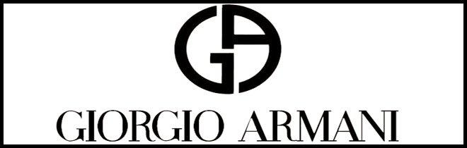 модный бренд Armani