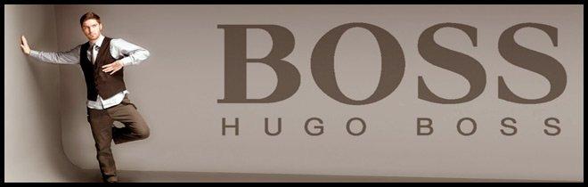 модный бренд Hugo Boss