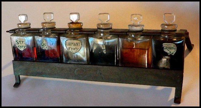 Шипровые ароматы Франсуа Коти