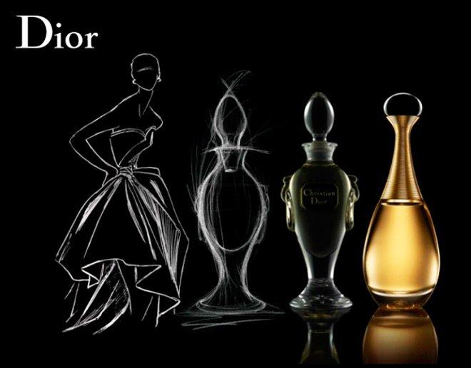 Флакон духов Christian Dior Jadore