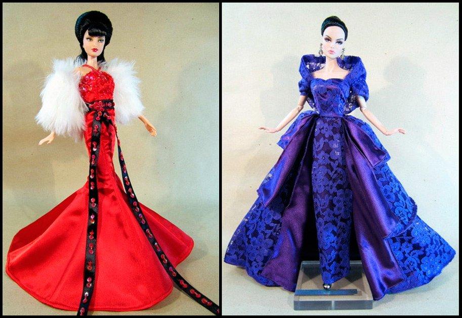 Как сшить шикарные платья
