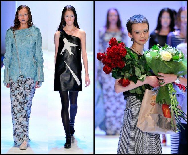 Маруся Зайцева Mercedes-Benz Fashion Week