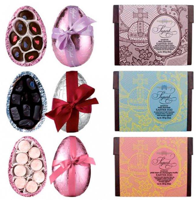 Дизайнерские пасхальные наборы от Вивьен Вествуд