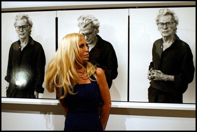 Великий фотограф Ричард Аведон