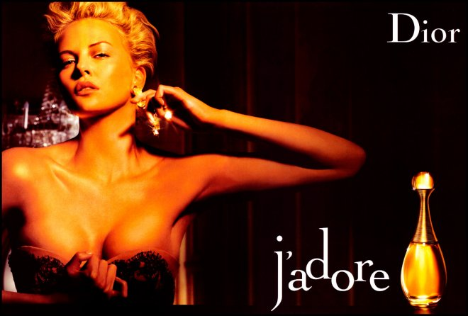 Шарлиз Терон Christian Dior Jadore