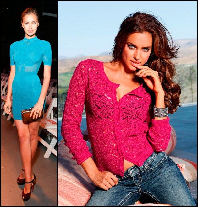 Ирина Шейк фото модели