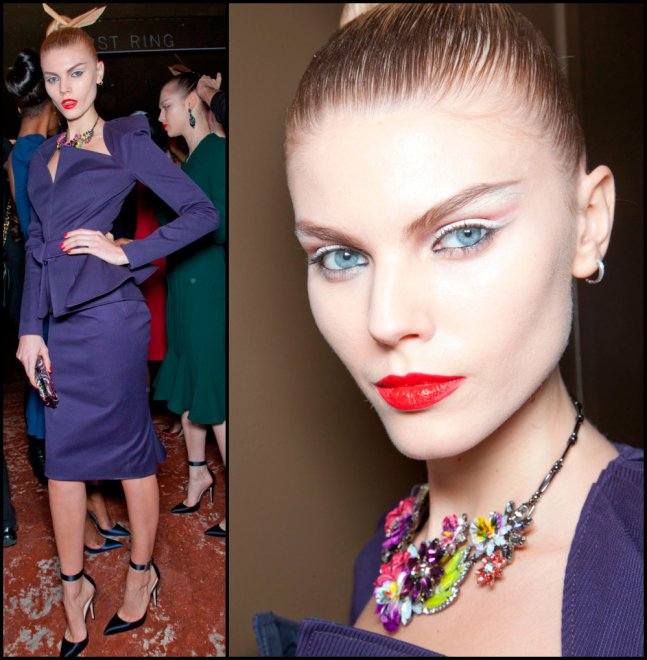 Марина Линчук топ-модель и просто красавица